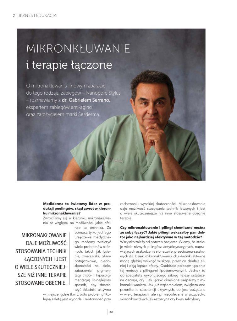 Wywiad dr Serrano. Mikronakłuwanie-1