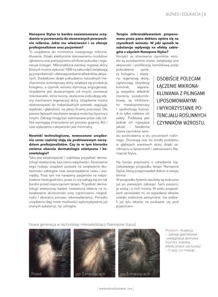 Wywiad dr Serrano. Mikronakłuwanie-2